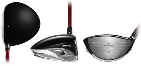 TaylorMade R9 Driver Group