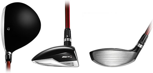 TaylorMade R9 Fairway Group