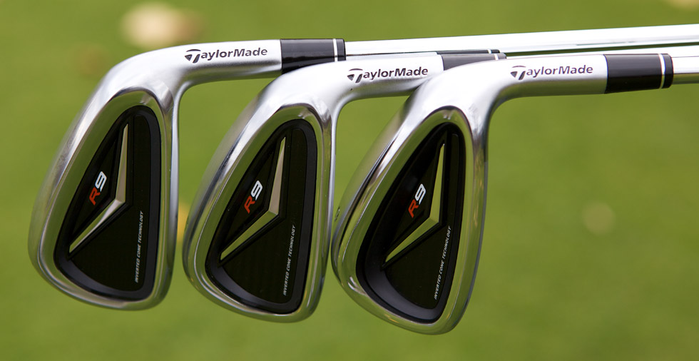 TaylorMade Iron Backs