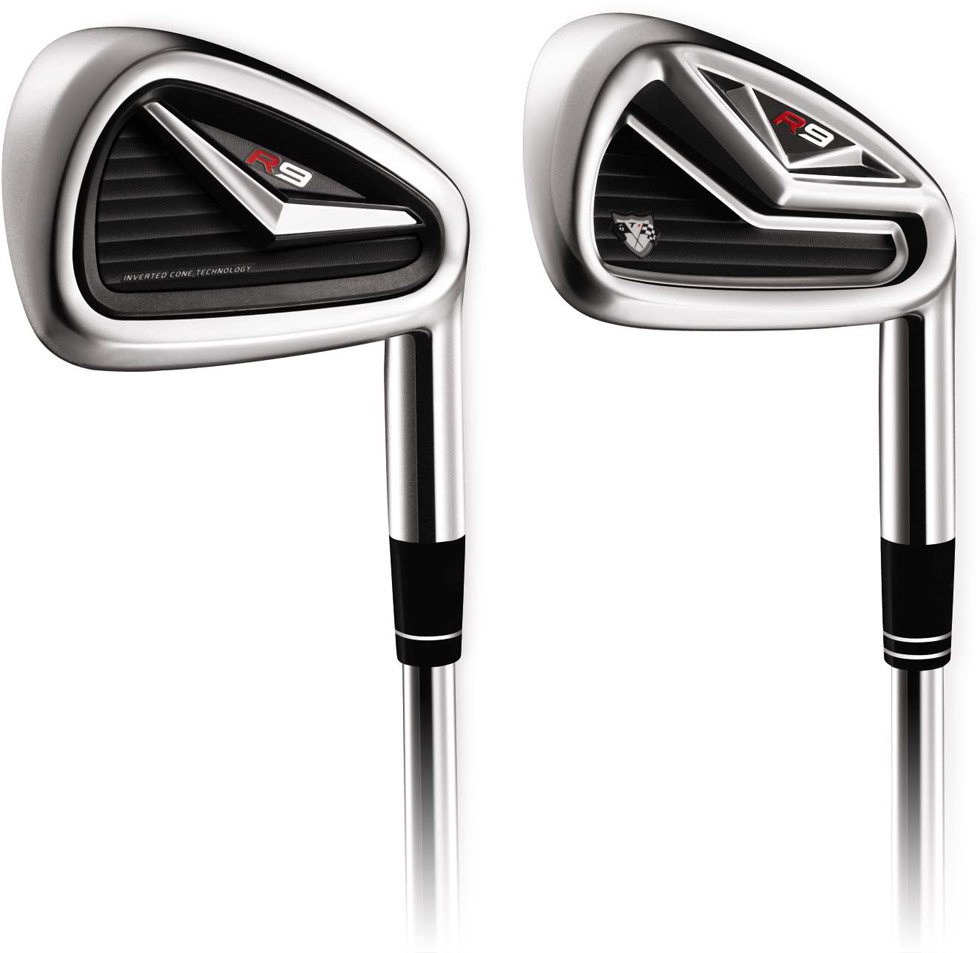 TaylorMade R9 and R9 TP Irons