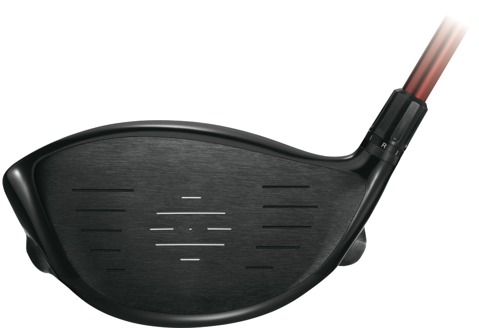 TaylorMade R9 SuperTri - Face