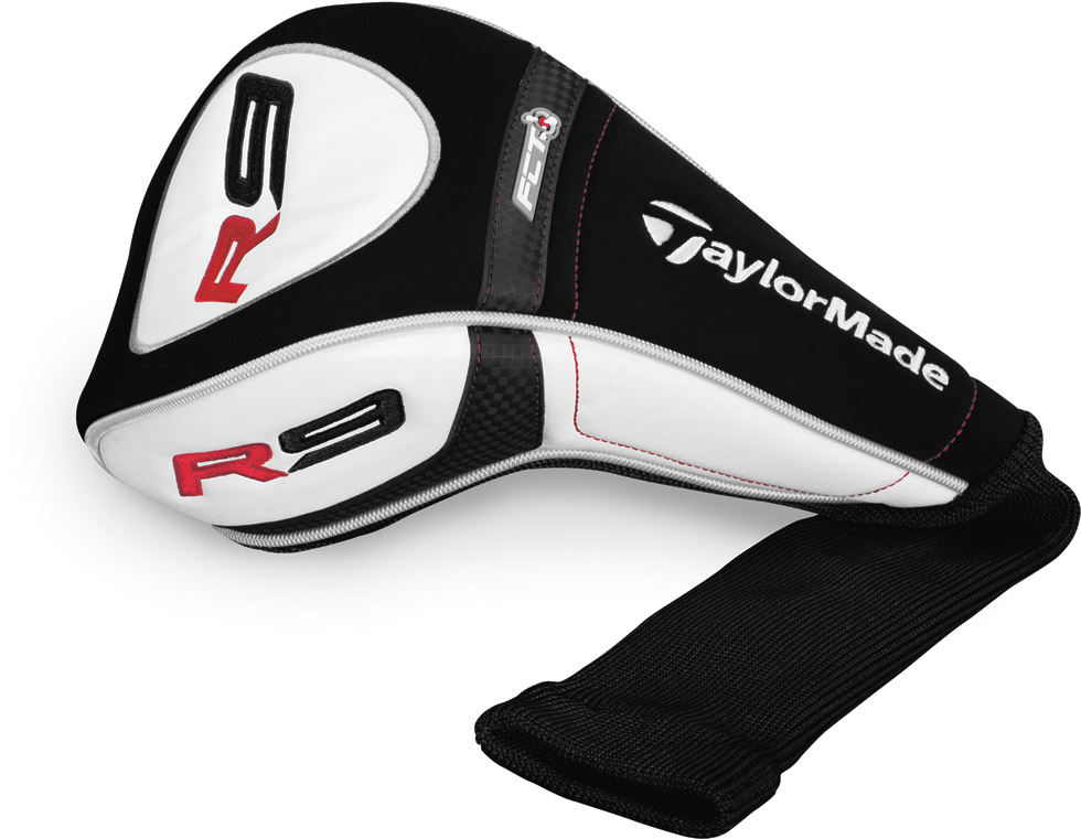 TaylorMade R9 SuperTri's Headcover