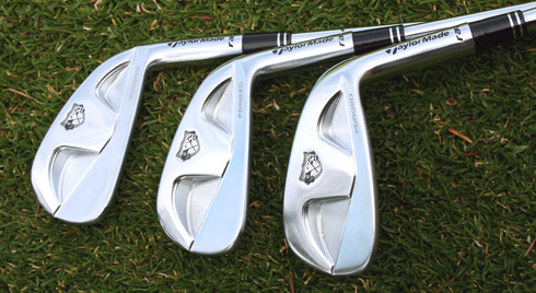 Taylormade RAC MB TP Backs