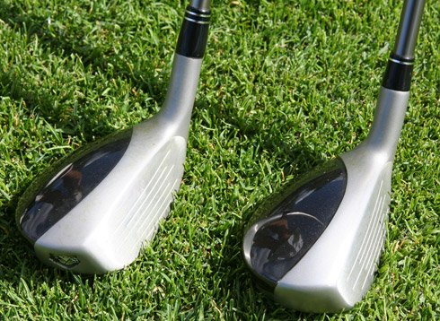 Taylormade Rescue Dual Angle