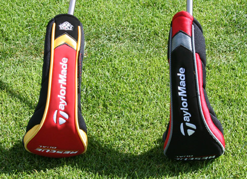 Taylormade Rescue Dual Headcovers
