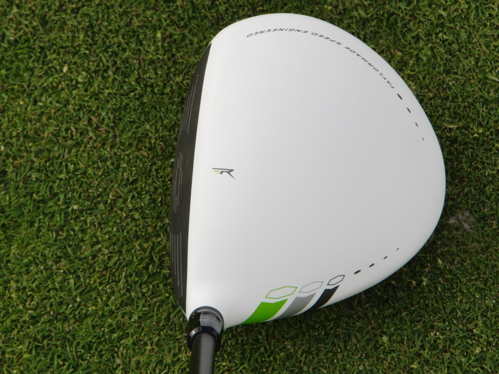 TaylorMade RocketBallz Driver Tour Address