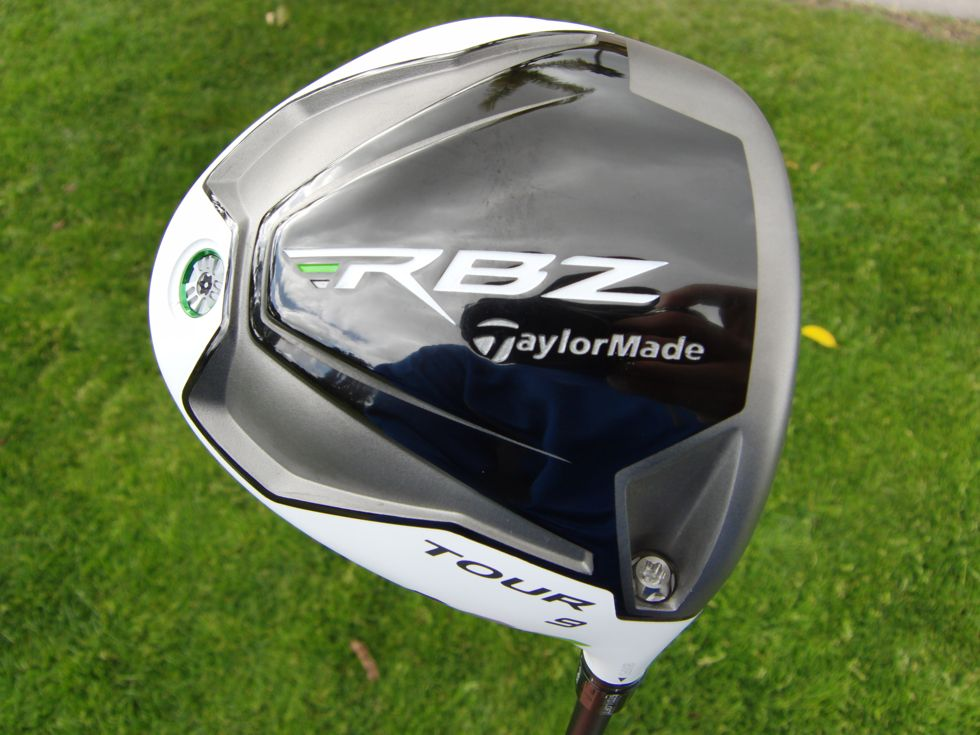 TaylorMade RocketBallz Driver Tour Sole