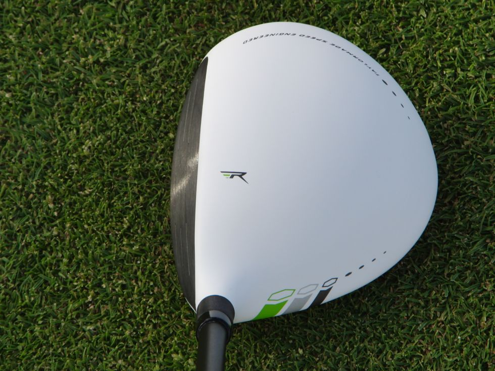 TaylorMade RocketBallz Fairway Address