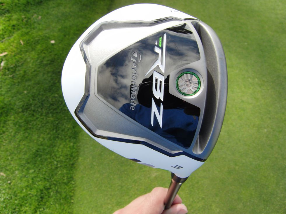 TaylorMade RocketBallz Fairway Sole
