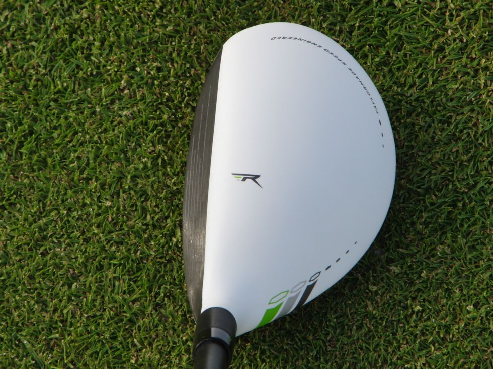 TaylorMade RocketBallz Hybrid Tour Address