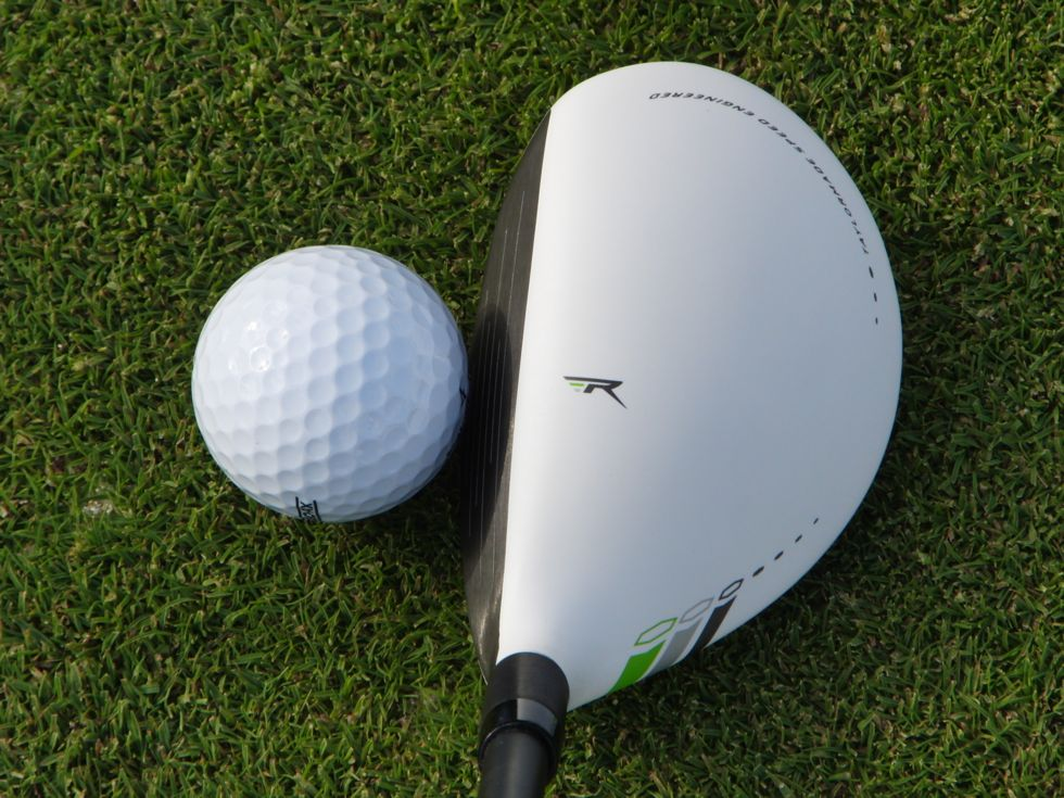 TaylorMade RocketBallz Hybrid With Ball