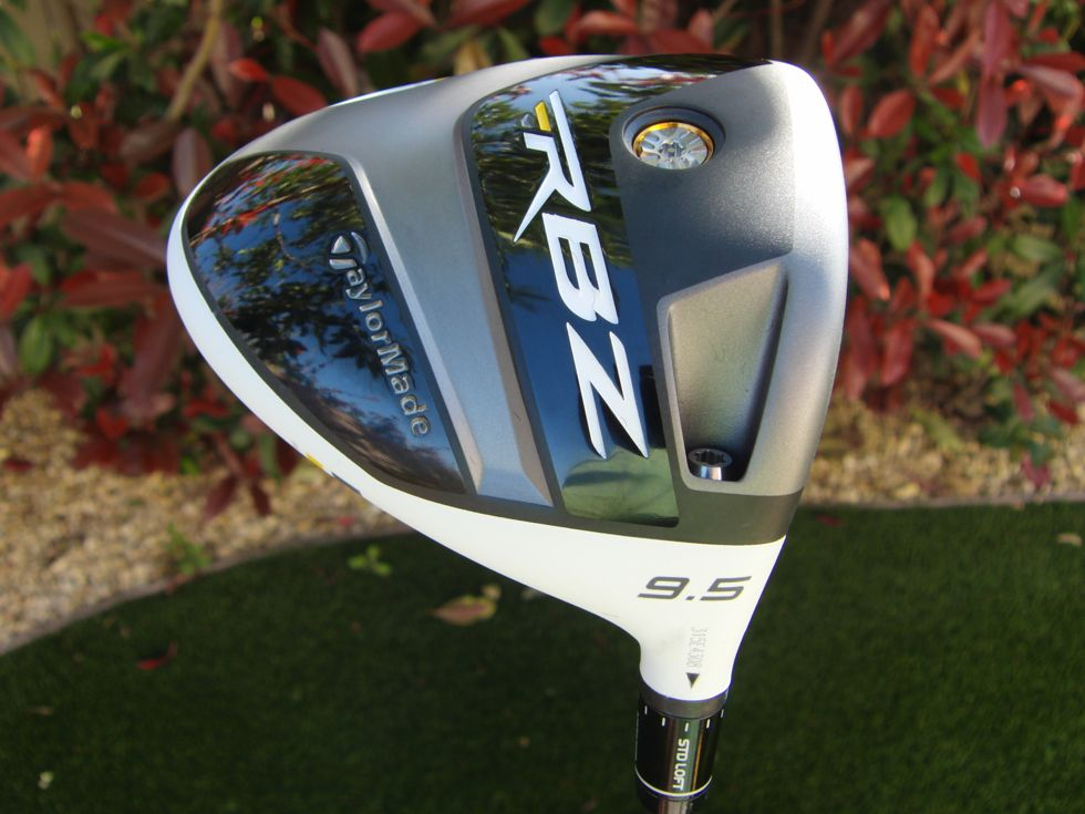 TaylorMade RBZ Stage 2 Driver - Golfalot