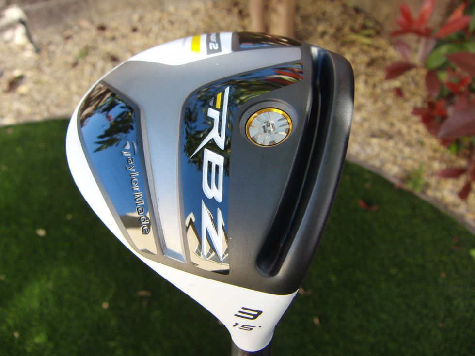 Taylormade Rocketballz Stage 2 Fairway Wood Review Clubs