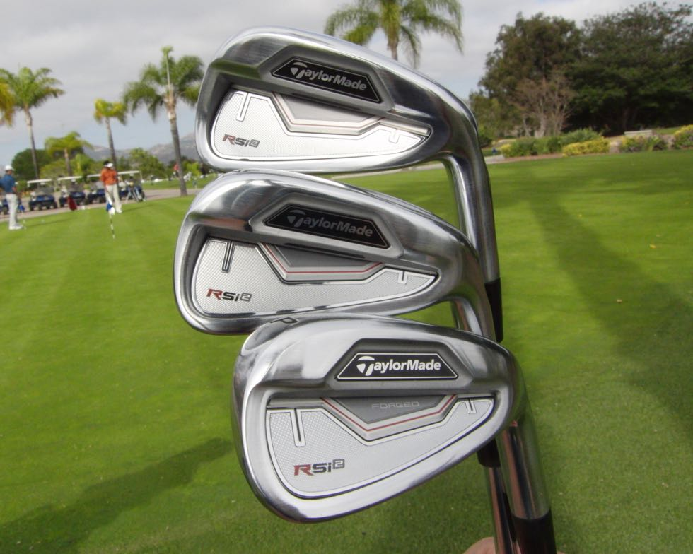 TM RSi 2 Irons Hero