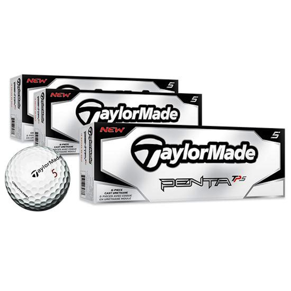 TaylorMade TP5 Balls Package