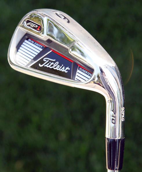 Titleist AP1 710 Hero
