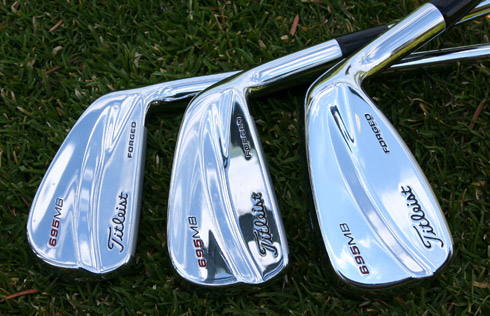 Titleist 695MB Backs
