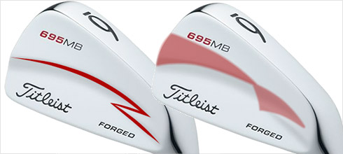 Titleist 695MB Z-Muscle