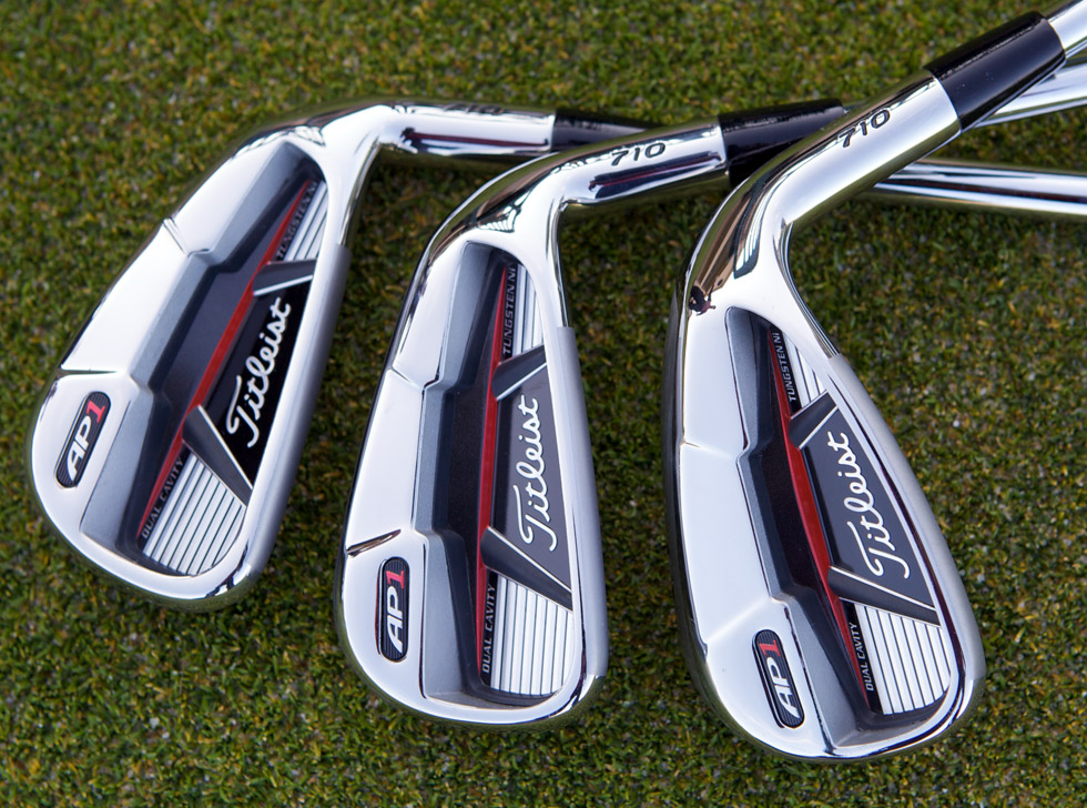 Titleist 710-Series AP1 Irons Review (Clubs, Hot Topics, Review