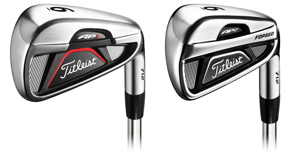 Titleist 712 Series AP1 and AP2