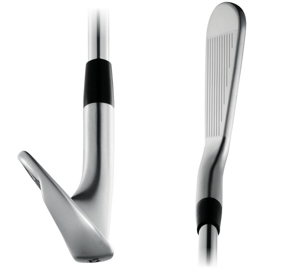 Titleist 712 Series CB 9 Iron Toe & Address