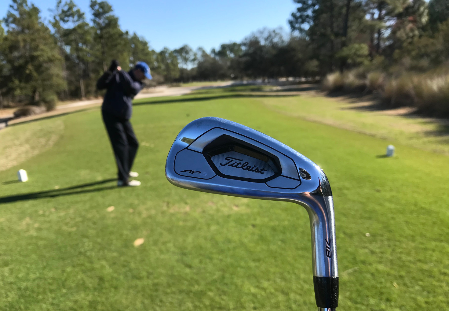 The AP3s can help marginal swings produce good results