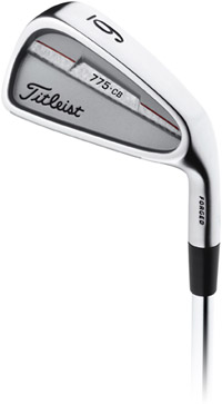 Titleist 775 Hero
