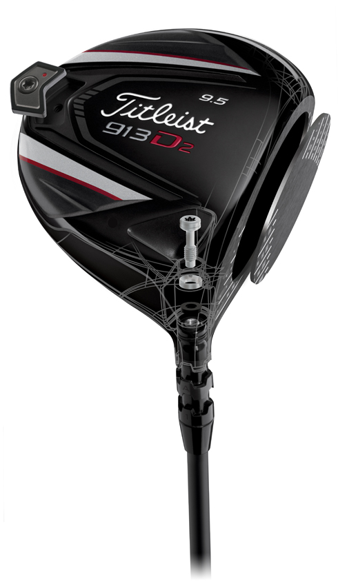 Titleist 913 D2 Tech