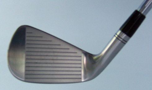 Titleist Forged 755 Face