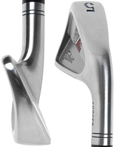 Titleist Forged 755 Toe Heel