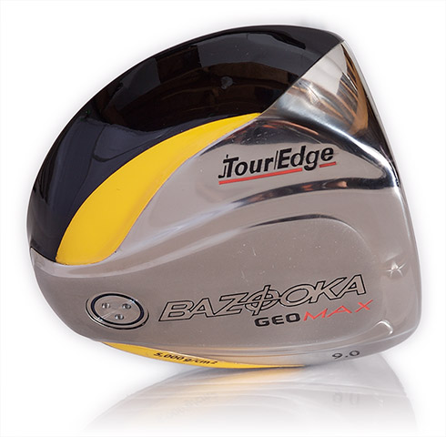 Touredge Bazooka Geomax Driver Sole