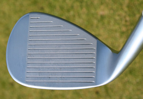 Vokey Spinmill Face
