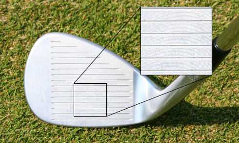 Vokey Spinmill Grooves