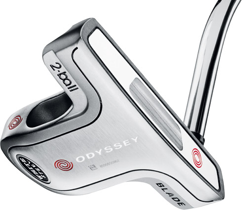 Odyssey White Steel 2-Ball Blade Putter Review (Clubs