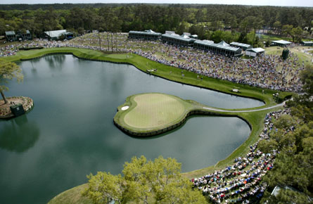 17th at Sawgrass