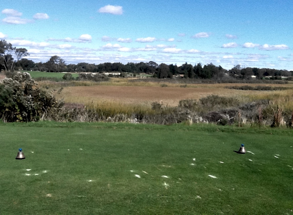 Atlantic City Country Club 14th hole