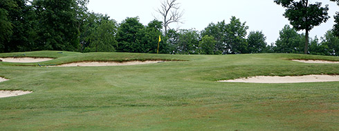 Darby Creek 14 Bunkers