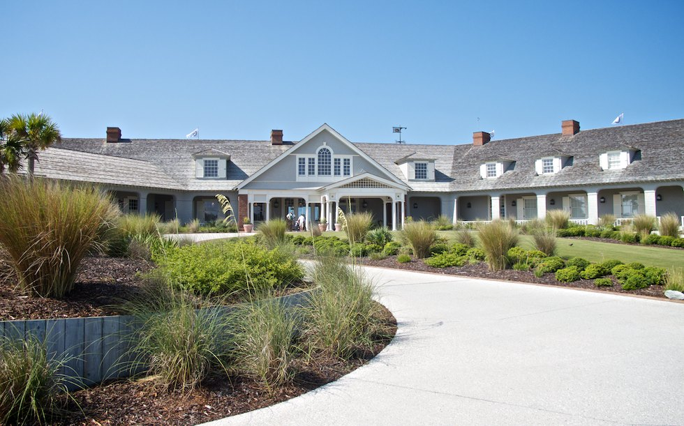 Kiawah Island Ocean Course Clubhouse