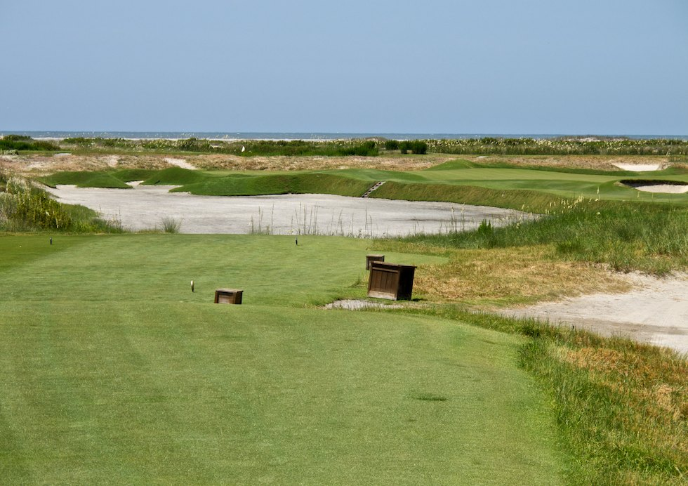 Kiawah Island Fifth Hole Ocean Course