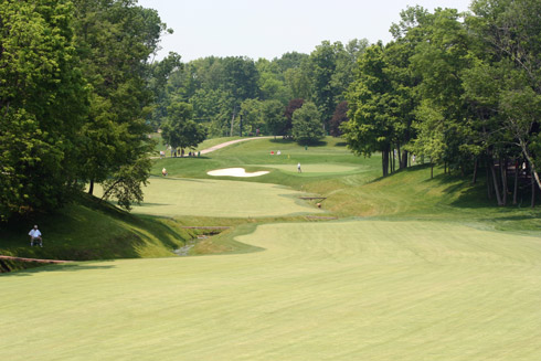 Muirfield Village Eleventh Hole