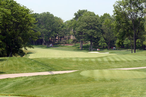 Muirfield Village Eleventh Tee