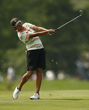 Tseng is an emerging force on the LPGA