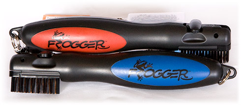Frogger Brushes