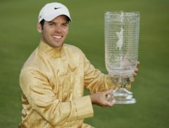 Paul Casey in China