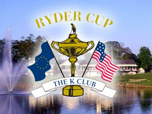 36th Ryder Cup Logo