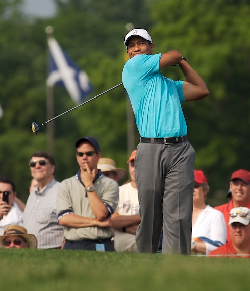 How will Tiger play in 2009?