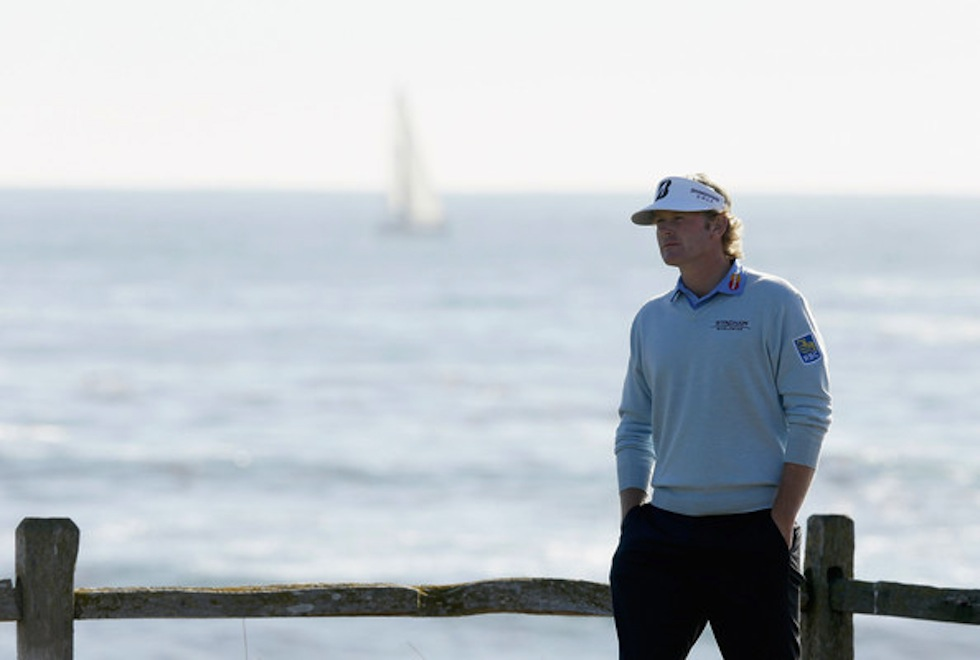 Brandt Snedeker 2013 Pebble Beach Sunday
