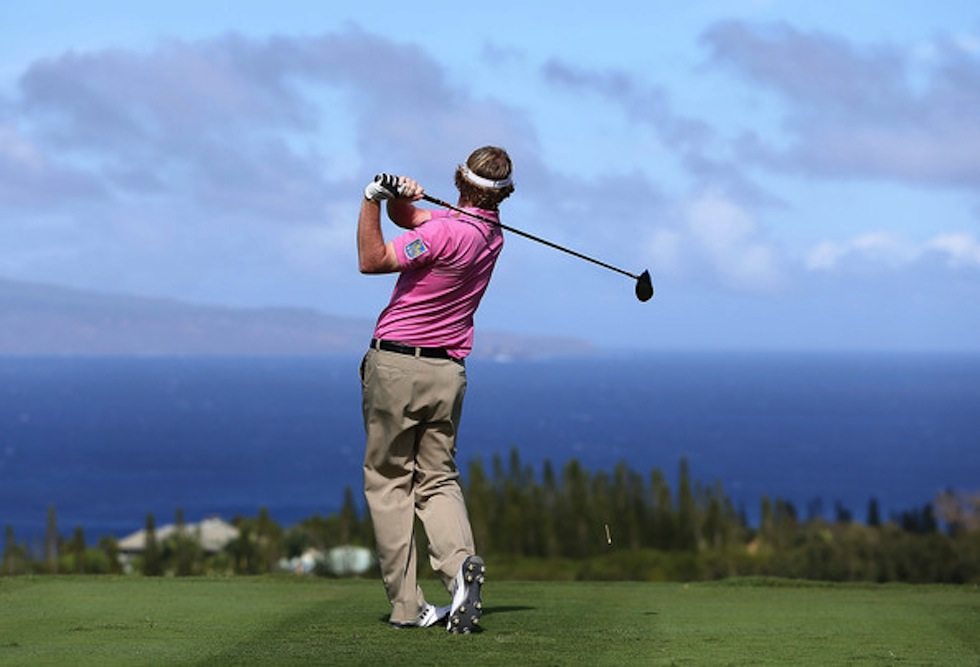 Brandt Snedeker 2013 Tournament of Champions Kapalua Sunday