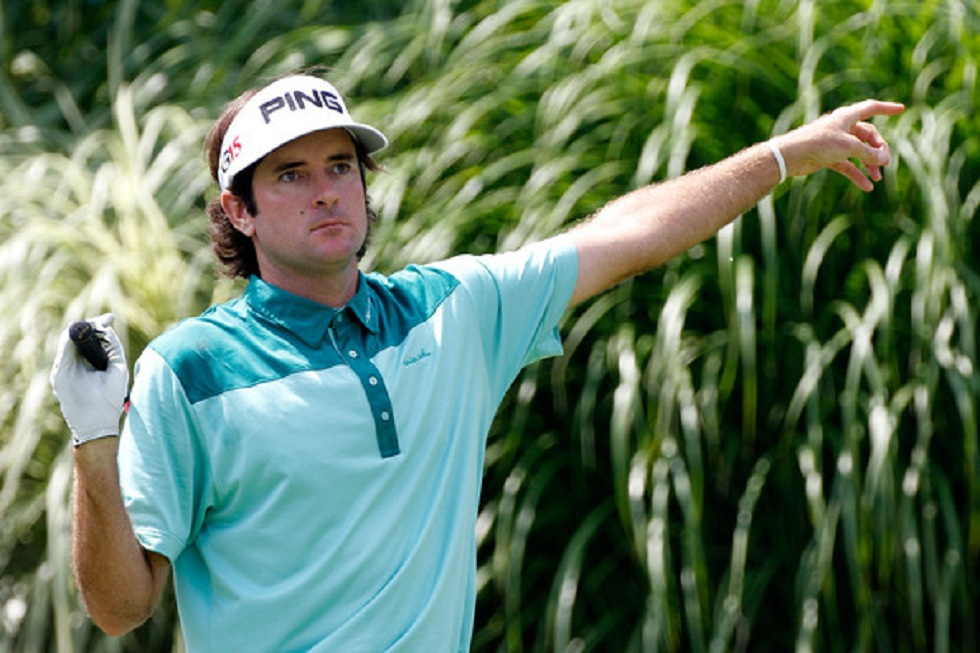 Bubba Watson Fore Left