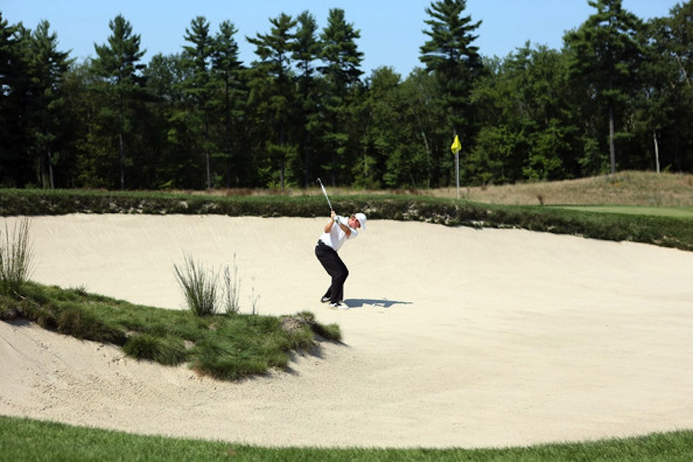 Ernie Els 2012 Deutsche Bank TPC Boston 4th Large Bunker.jpg